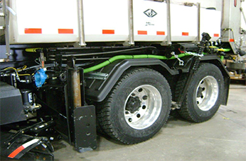 District 6 mounts slurry equipment on trucks